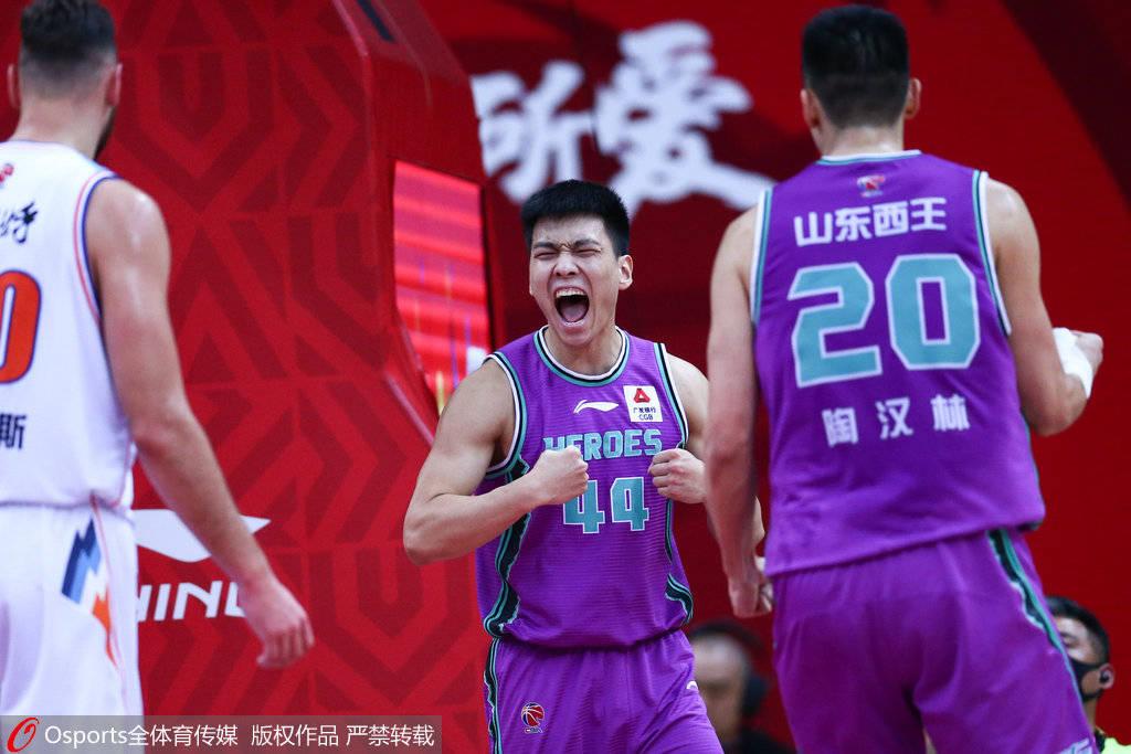 在重返季后赛半决赛三年之后,山东逐渐积累起来并期待出人意料。