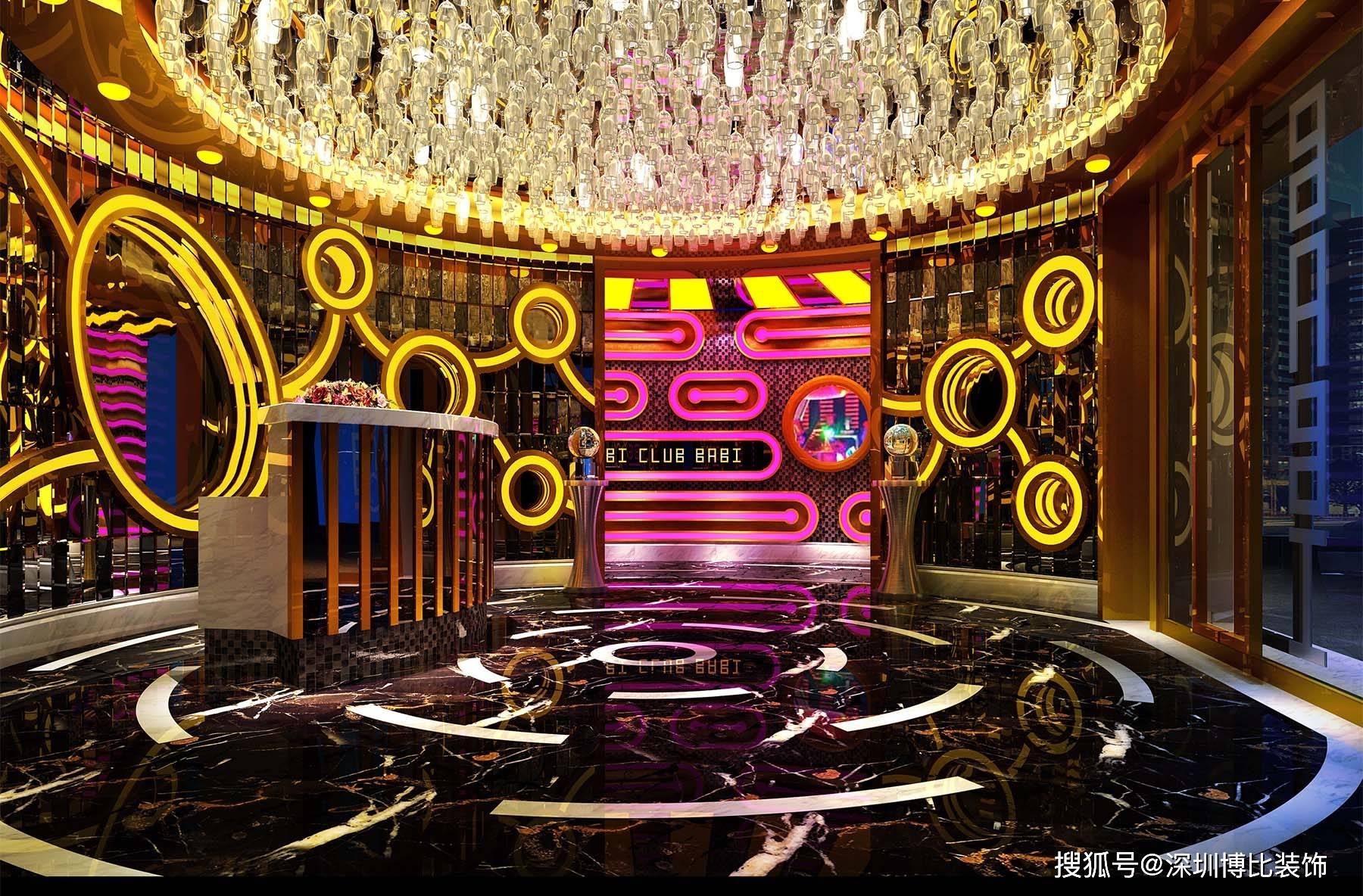 深圳市歌曲酒吧装修设计,技术专业酒吧装修设计企业