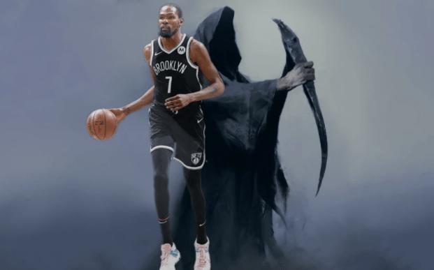 NBA直播:篮网vs雄鹿 首战失利,死神杜兰特彰显统治力誓要绝地反击!
