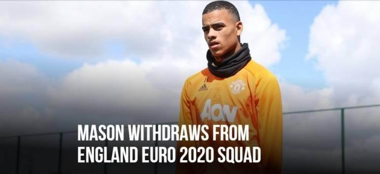 曼联官方:格林伍德因伤退出英格兰队 无缘欧洲杯