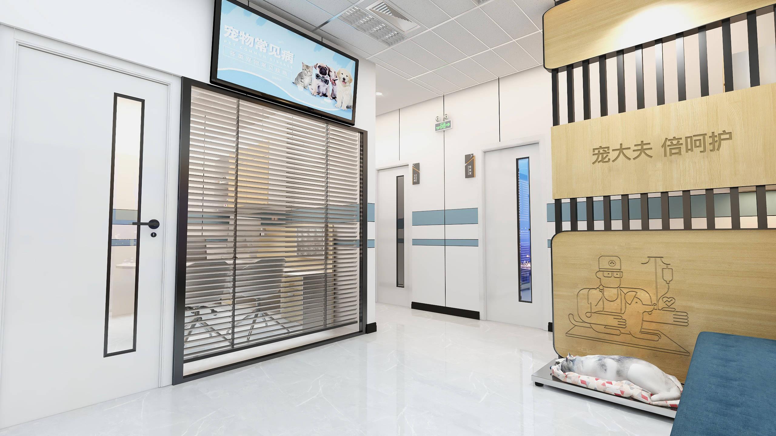 北京开一家宠物医院需要多少投资