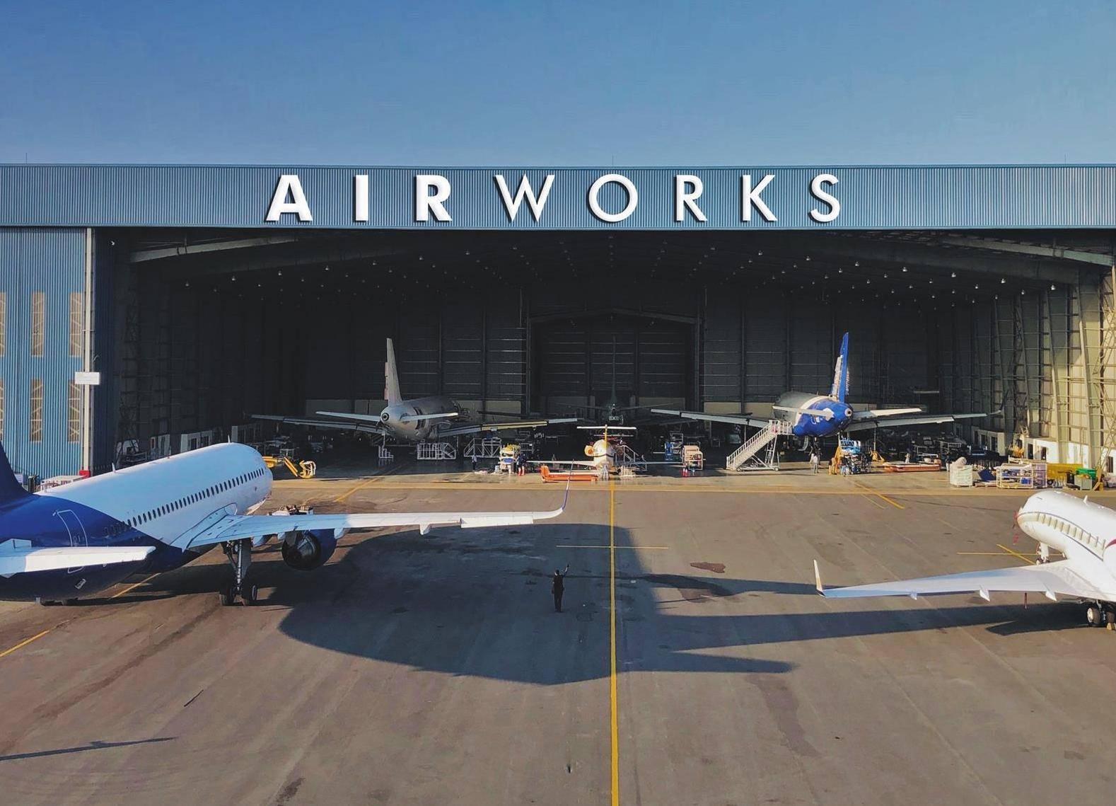 """""""战略转变""""看AIR WORKS如何提供航空3D打印服务"""