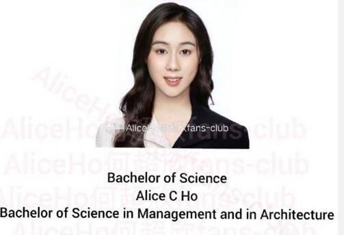 何超欣麻省理工学院毕业 3年时间完成4年课程获双学士学位