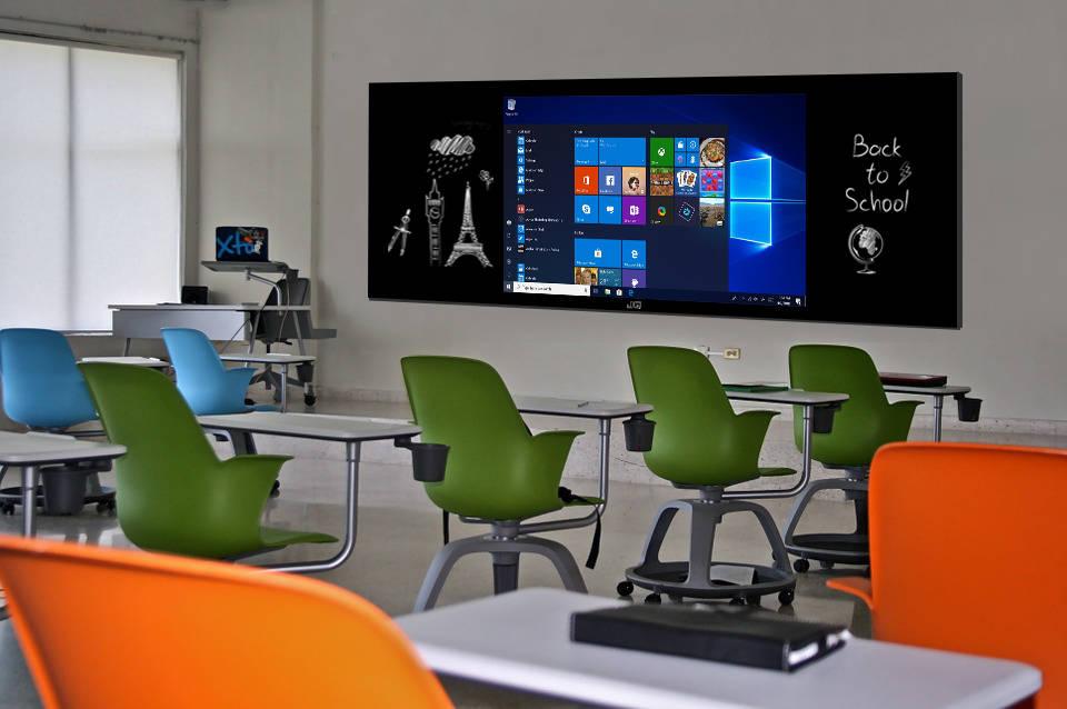 一分鐘帶你瞭解_奈米觸控互動黑板科技的魅力所在