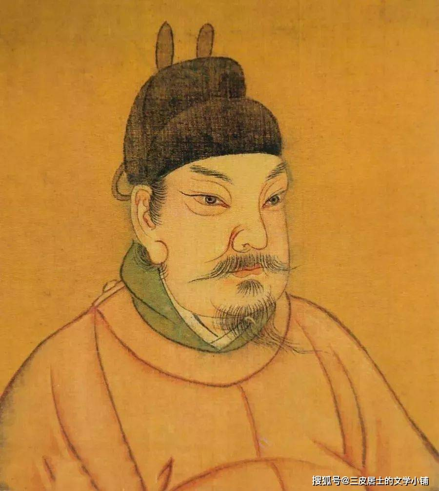 《诗人、词人》系列之 词帝 李煜(上)