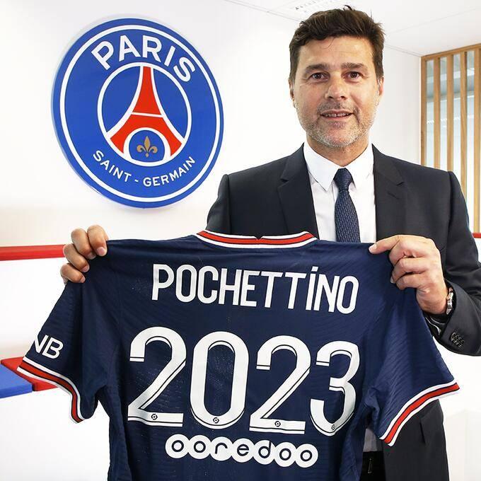 官方:巴黎宣布续约波切蒂诺 新合同至2023年_MG游戏主管