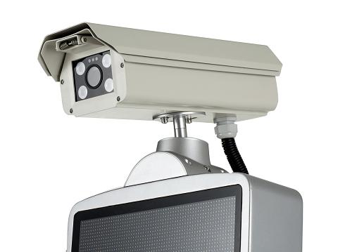 车牌识别相机助力无人值守称重行业