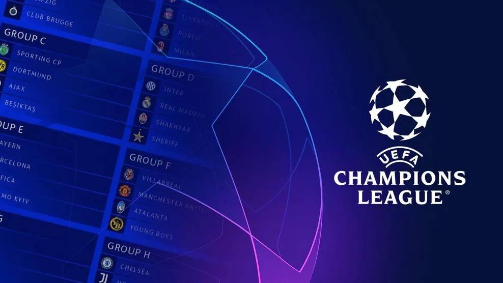 欧冠完整赛程:小组首轮巴萨战拜仁 5月28日收官
