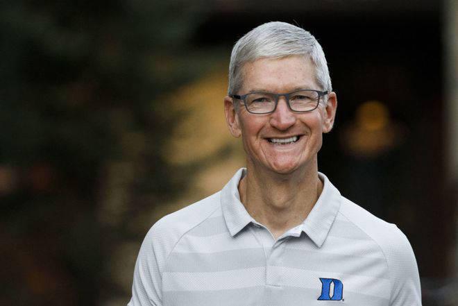 苹果CEO库克避谈元宇宙:我们只将其称之为增强现实
