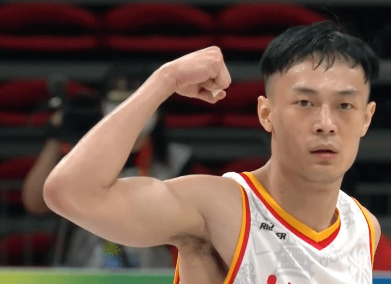 全运U22男篮-汤杰22+7杨林祎29+9 湖北胜陕西