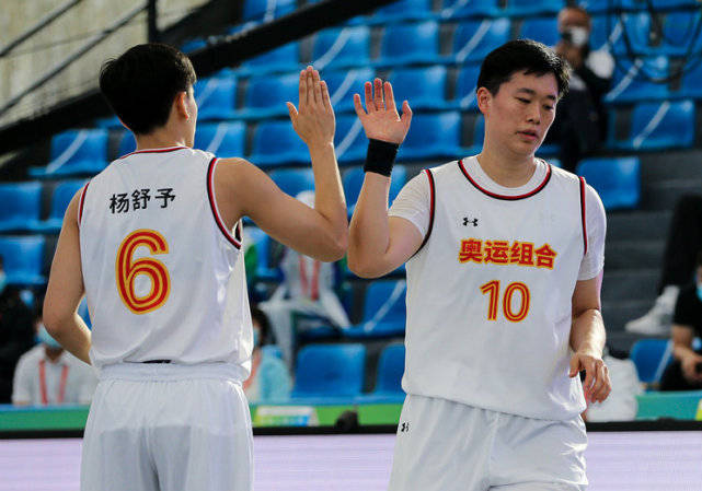 三人女子篮球-奥运联合队4胜0负 陕西队未尝胜绩