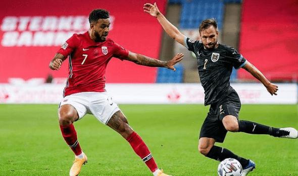 10月11足球竞猜预测欧洲预选 挪威-黑山_比赛