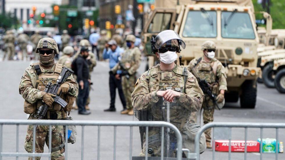 骚乱升级让美国人忍不了 民调显示:超