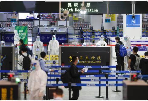 民航局调整国际客运航班:下周起日均入境约4
