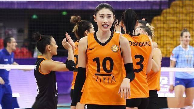 金軟景重返韓國女排聯賽簽約興國生命