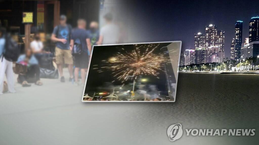 不戴口罩、乱放烟花爆竹,还嘲弄女警察……驻韩美军士兵惹怒韩民众