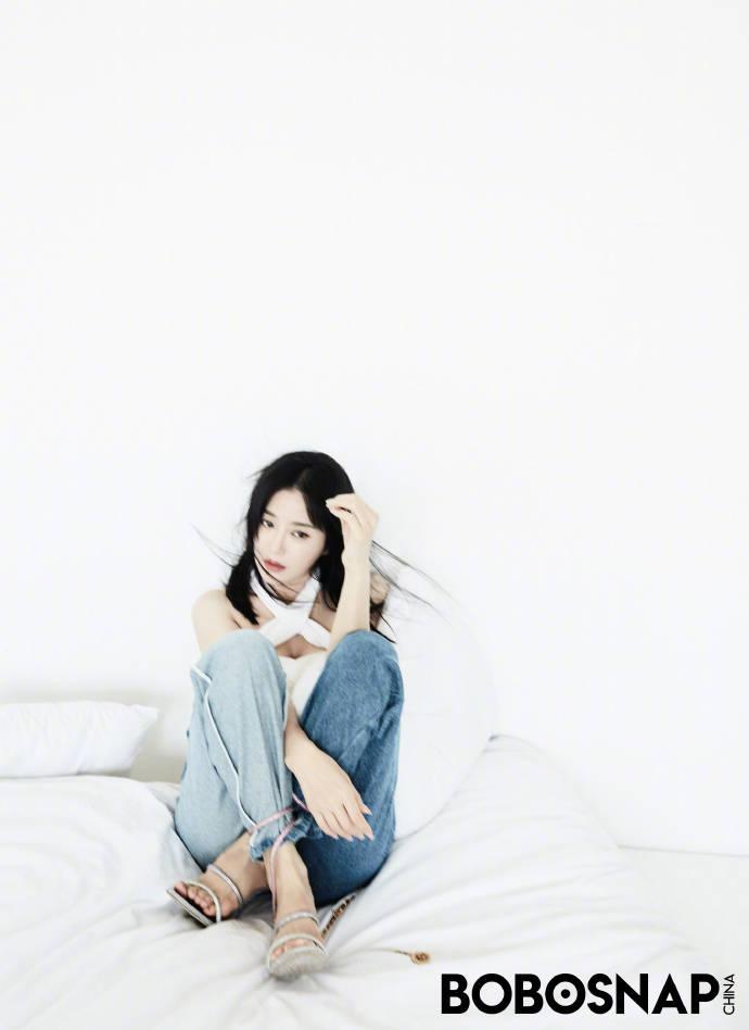 24h·幻化秦岚为你展现野性或柔软的多重魅力