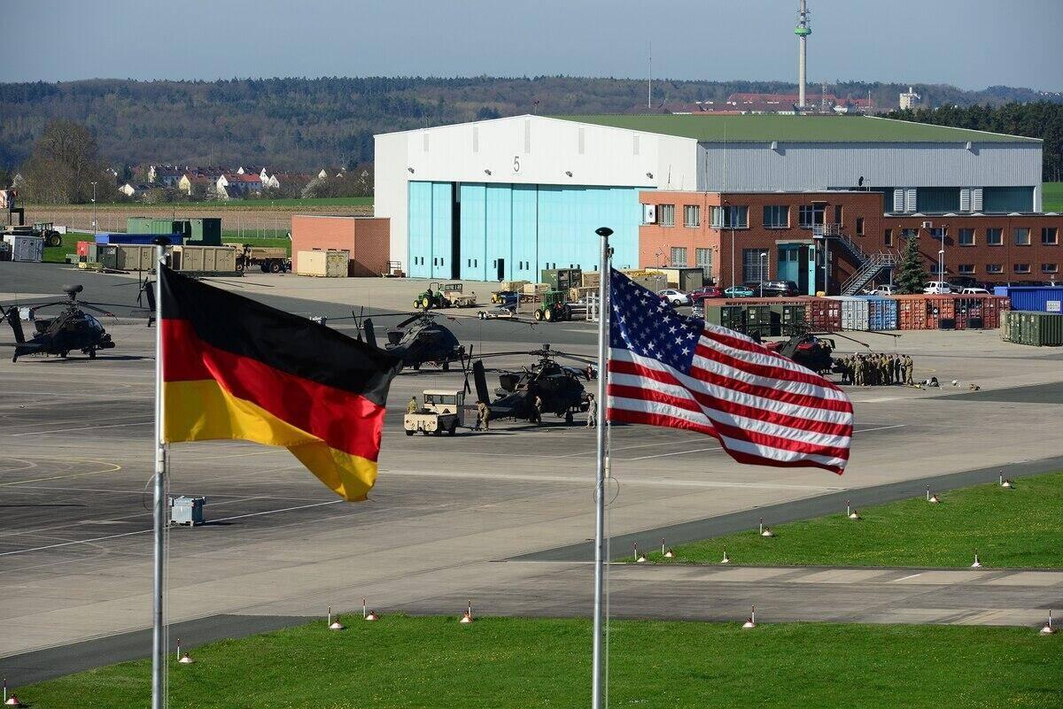 """反驳特朗普""""美国吃亏论""""!德国称其为驻德美军花费超10亿美元_德国新闻_德国中文网"""