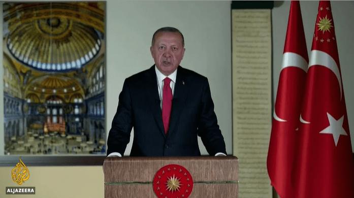 土耳其又捅了一个马蜂窝 震动欧美俄
