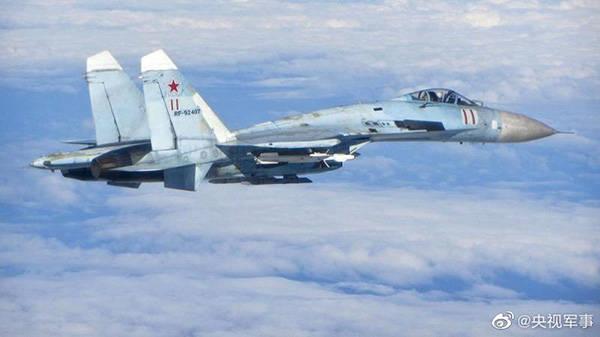 俄罗斯国防部:俄战机24小时2次拦截美军机