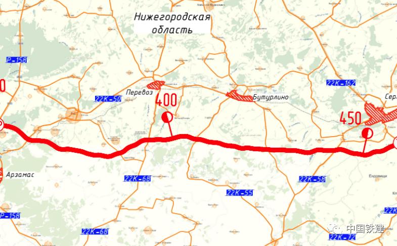 中企52亿元签约莫斯科—喀山高速公路路段项目