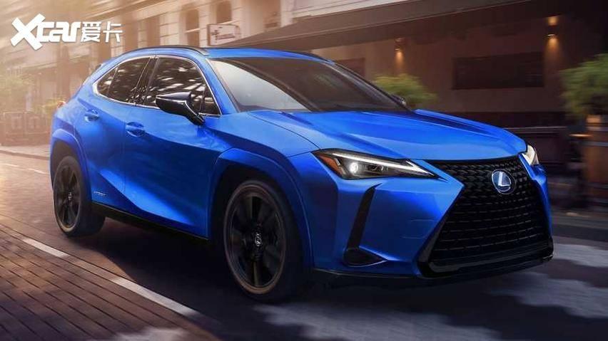 限量1000台生产,雷克萨斯UX特别版车型官图曝光