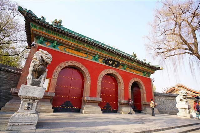 中国最早的皇家园林在太原,山西的简称也因为这里而得名  第1张