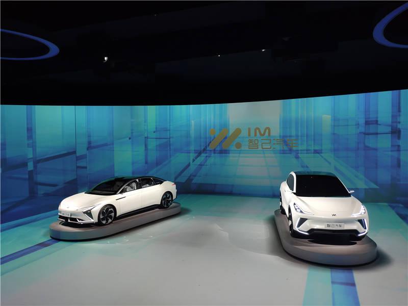 智己汽车新品牌、新车型三地齐发,上汽集团开启高端破局之路
