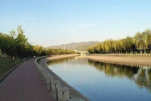北京海淀计划建100公里滨河慢行系统为行人提供更好的休闲健身环境