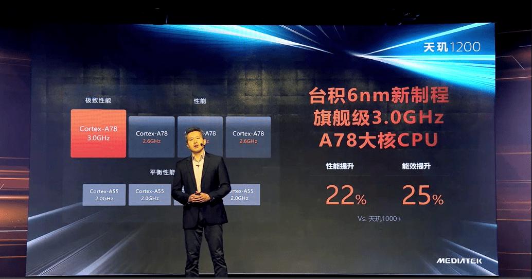 【SoC】天玑1100/1200正式发布 Redmi游戏手机首发