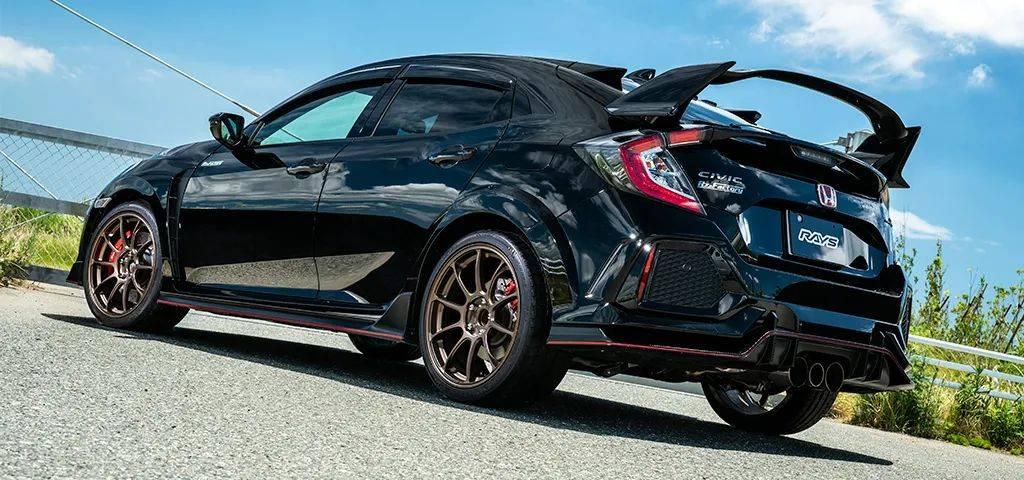 现货:Rays ZE40 TIME ATTACK II 锻造轮圈,性能美和设计美的极致结合