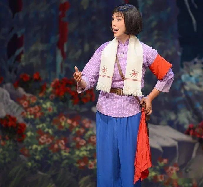 史依弘经典演绎,难得一见现代戏《杜鹃山》