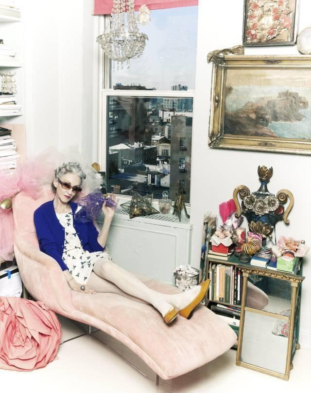 她今年67岁,却潮过千万少女!