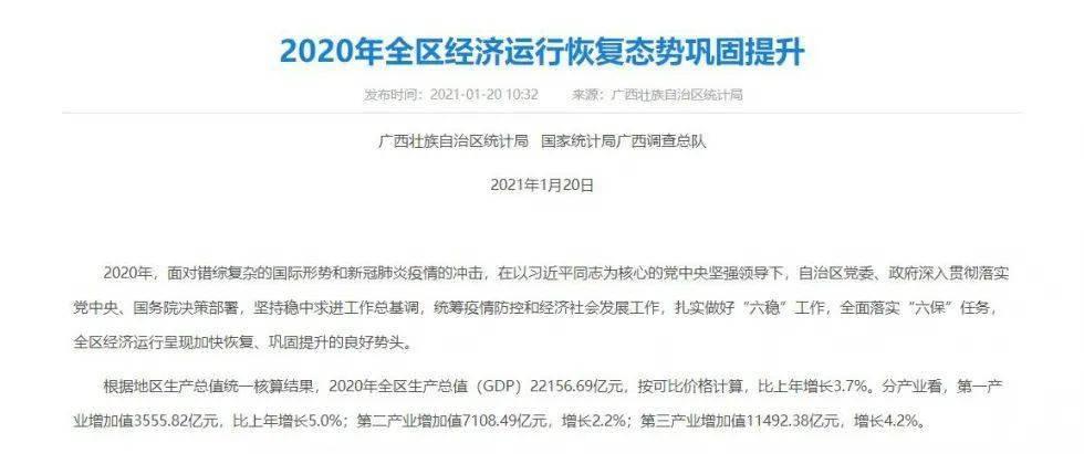 2020年广西GDP增长3.7%,柳州楼市将如何走向?