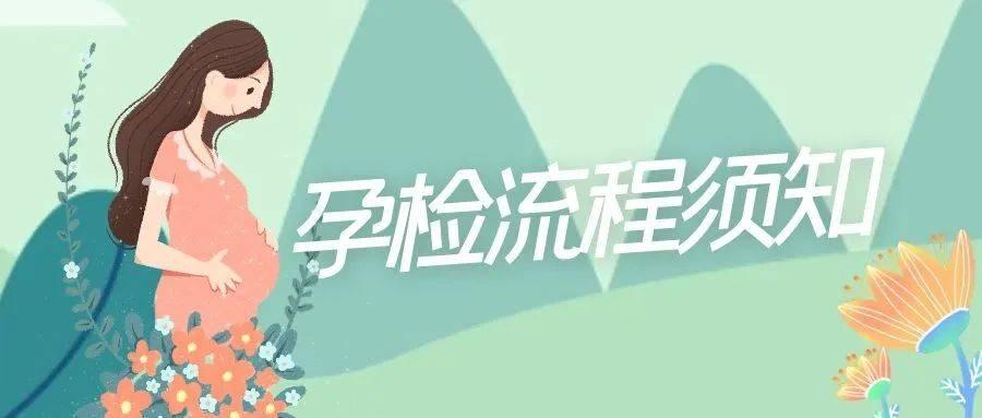 """福利大赠送!""""朝朝""""""""阳阳""""邀您一起做免费婚孕检啦"""