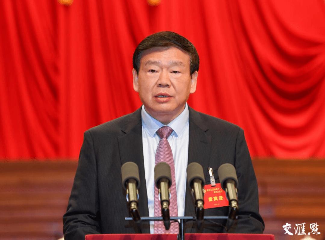 全文发布!江苏省委书记娄勤俭在省政协十二届四次会议上的讲话