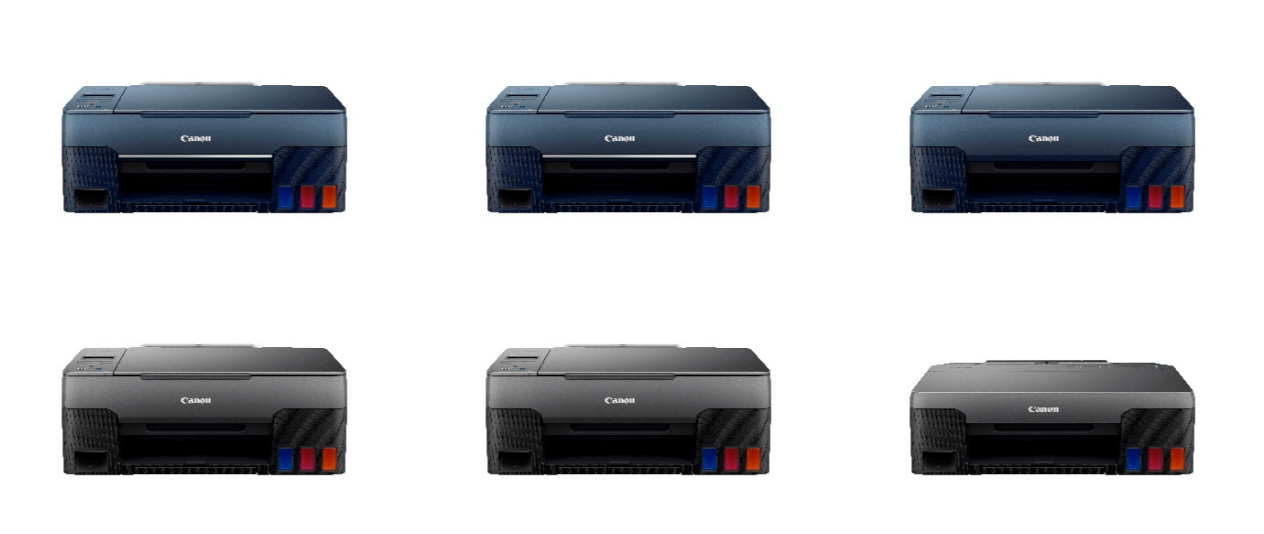 佳能发布新一代G系列加墨式高容量产品