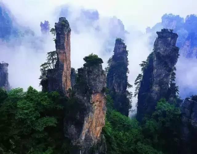 中国最美100座名山,美极了!
