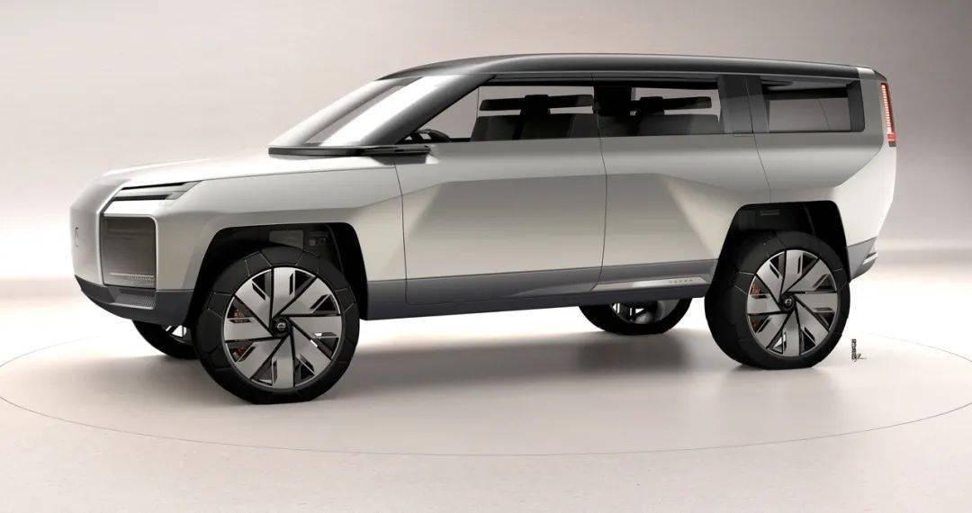 一个学生的汽车设计项目能完成到什么程度?沃尔沃北美设计中心回答......