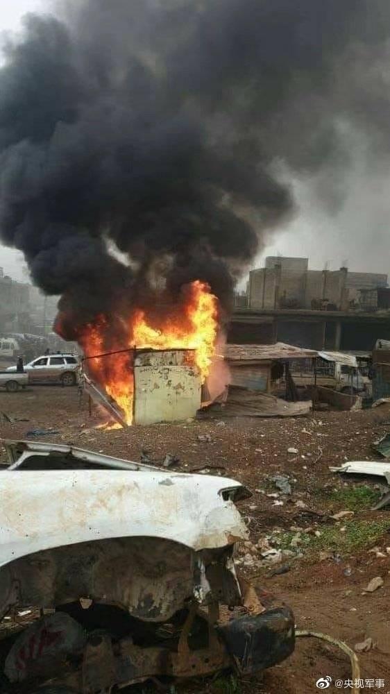 也门汽车炸弹致五人身亡在其中有3名少年儿童