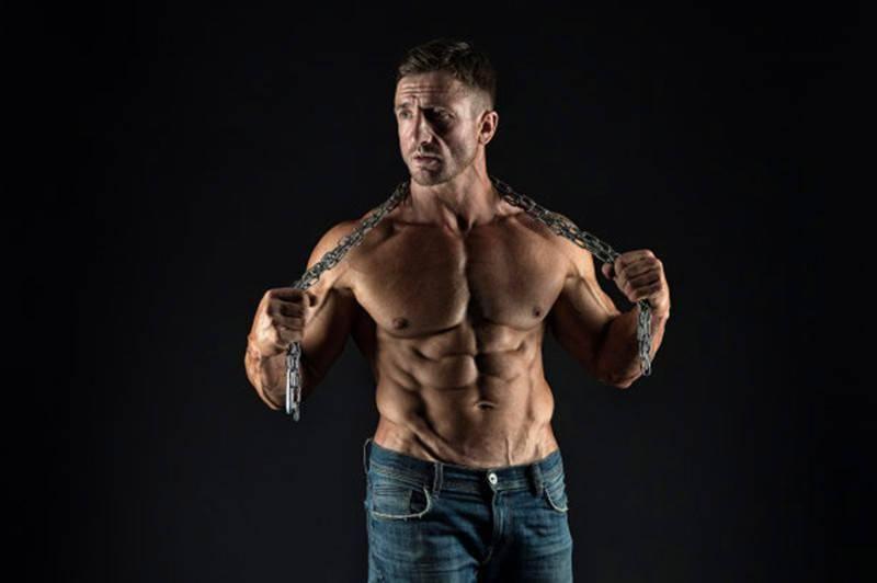 下腹部有赘肉?3个孤立动作,让你消除赘肉练出有型的腹肌_进行