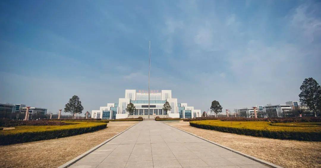 今天,我去看了临沂大学。
