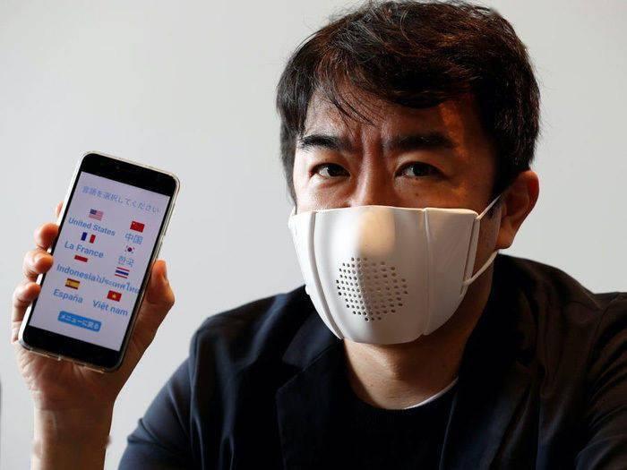 """口罩,下个十年的""""新 iPhone""""的照片 - 7"""