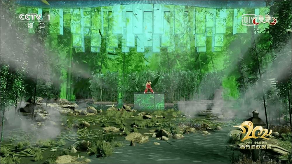 刘德华、周杰伦到底来没来春晚?起底2021央视春晚黑科技的照片 - 6
