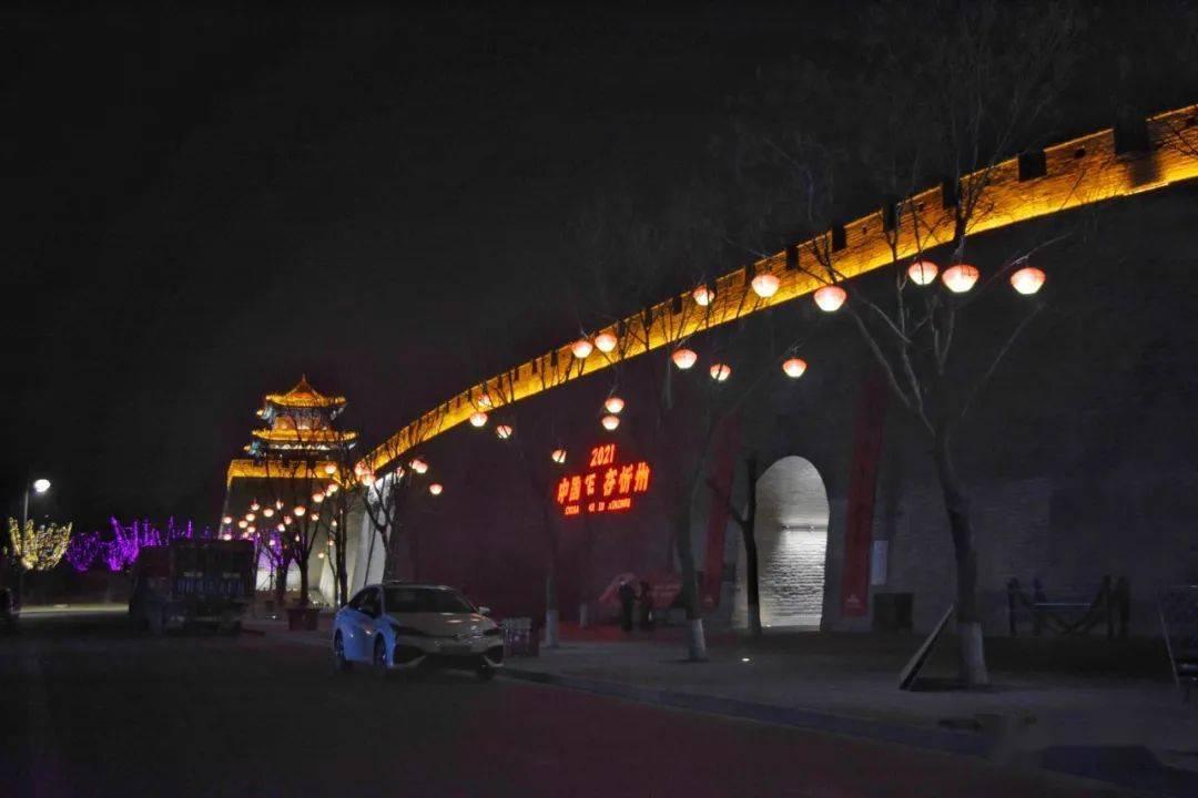中国年在忻州:忻州古城真红火  第44张