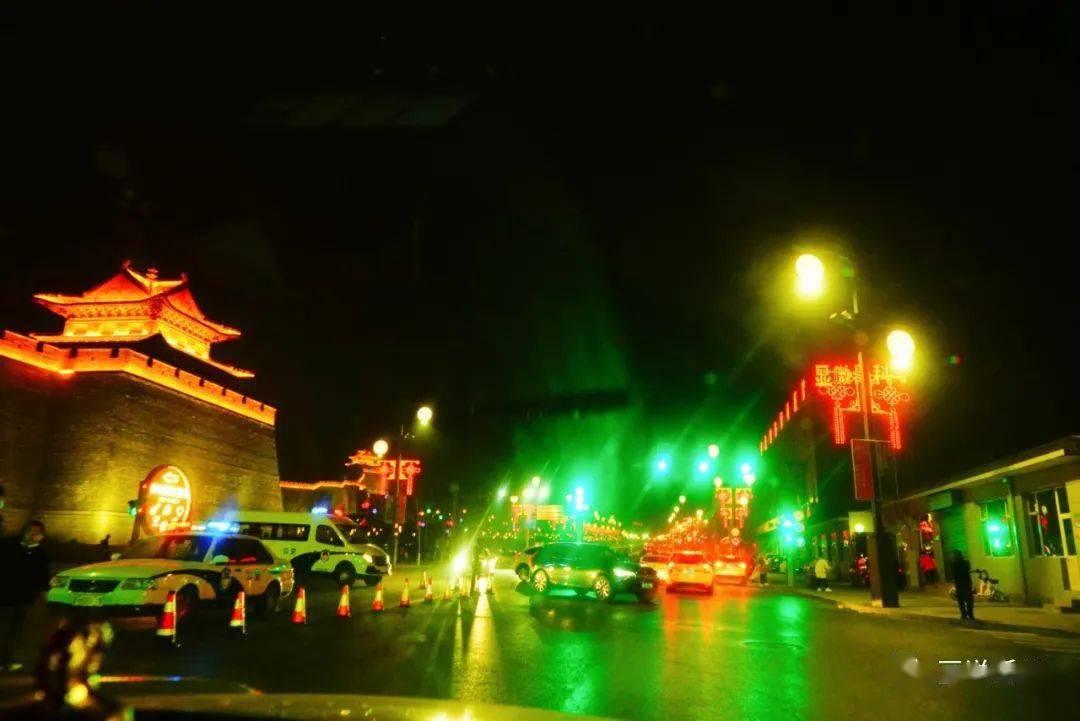 中国年在忻州:忻州古城真红火  第50张
