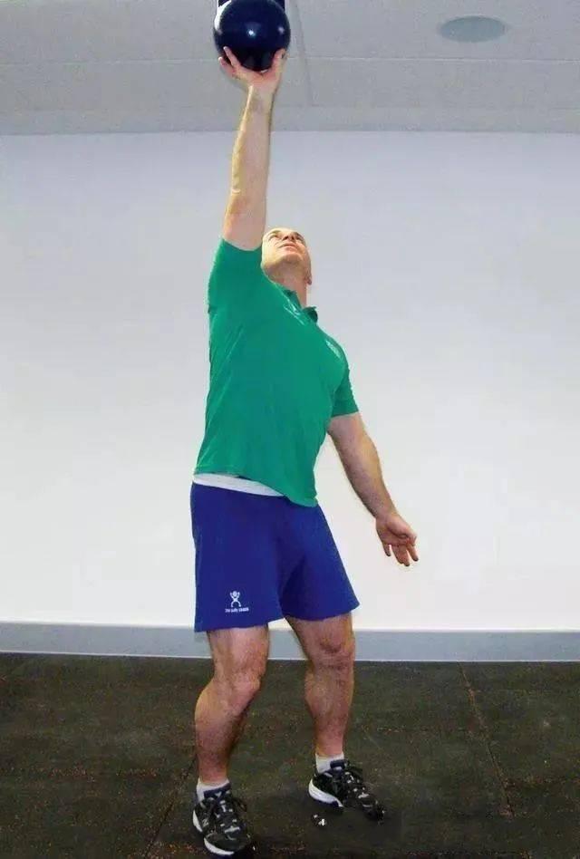 21点平台:5个壶铃训练动作,燃爆你的三角肌