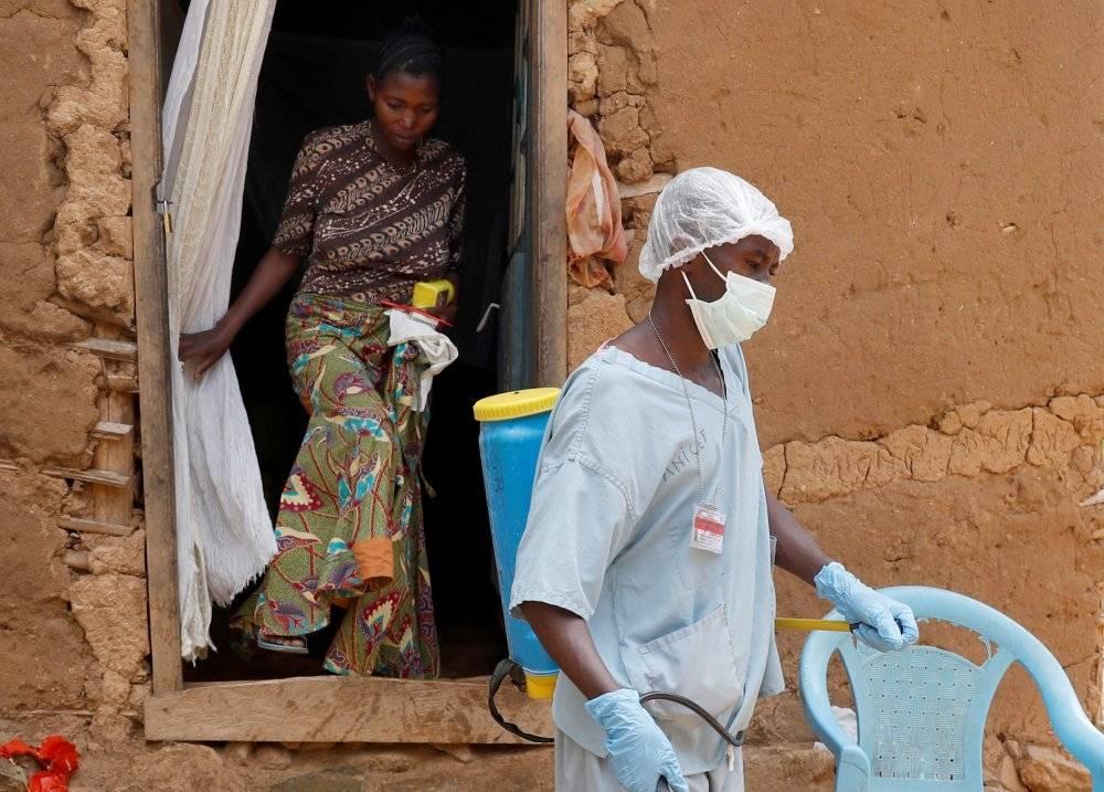 几内亚埃博拉确诊病例增至15例,其中5人死亡