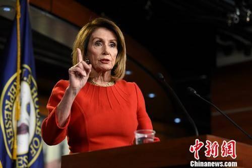 特朗普弹劾案告终 美众议长:将设委员会调查国会骚乱