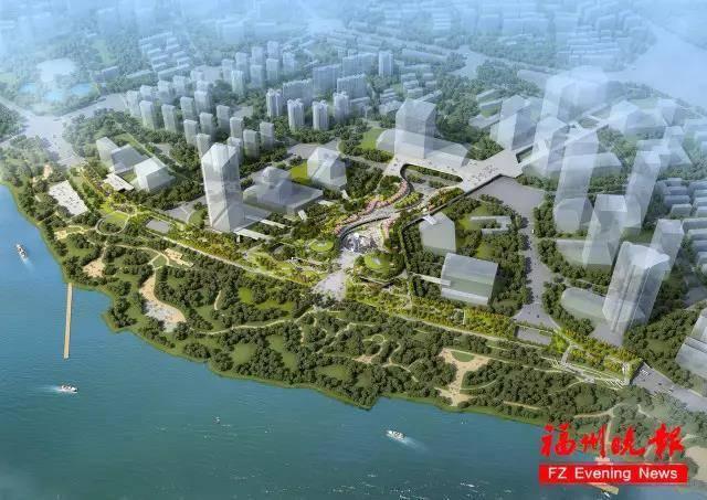 """总建面11万方!市中心""""城市绿谷""""明年底开放!共分为4层!  第4张"""